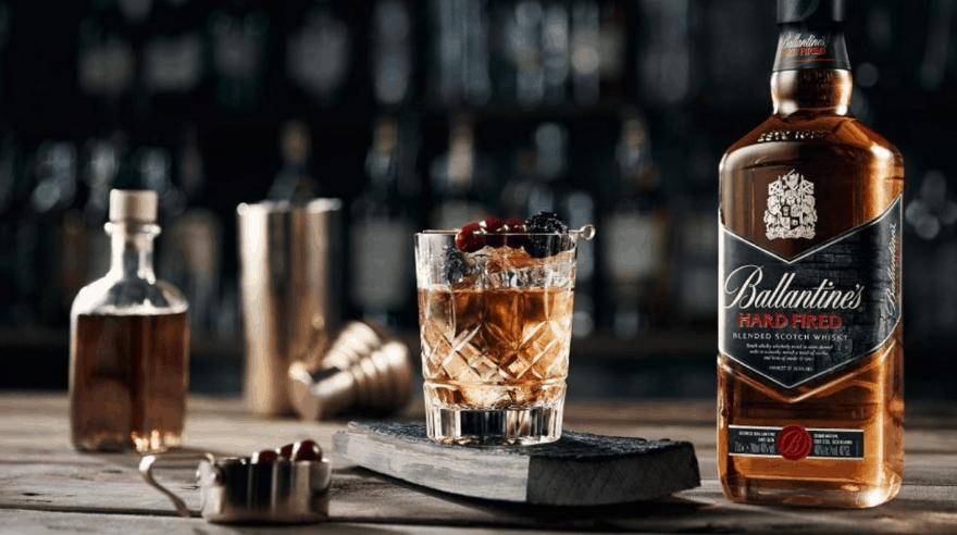 ballantines scotch whiskey