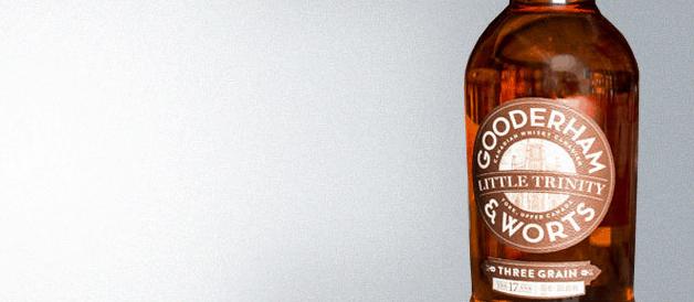 gooderhanm & worts whisky