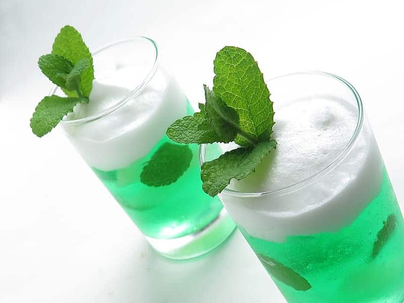 green mint julep