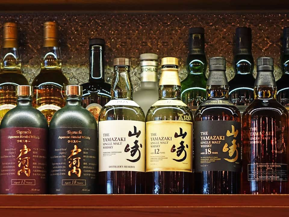 japanese whisky bar