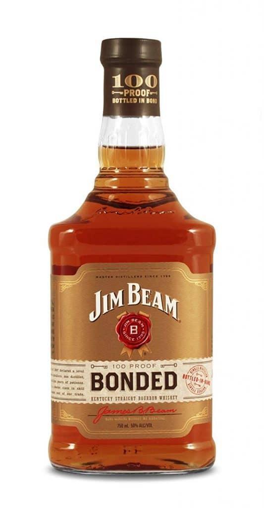 jim beam bonded