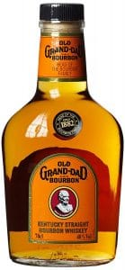 old grandad kentucky bourbon whiskey