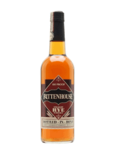 rittenhouse bottle