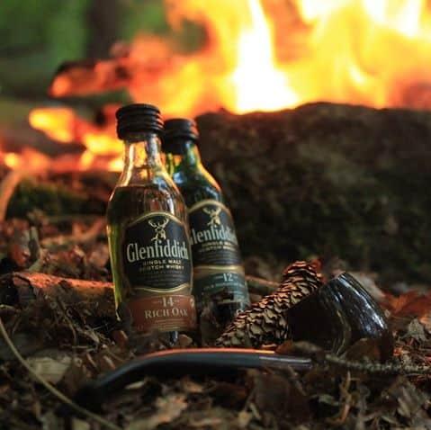 Glenlivet camping