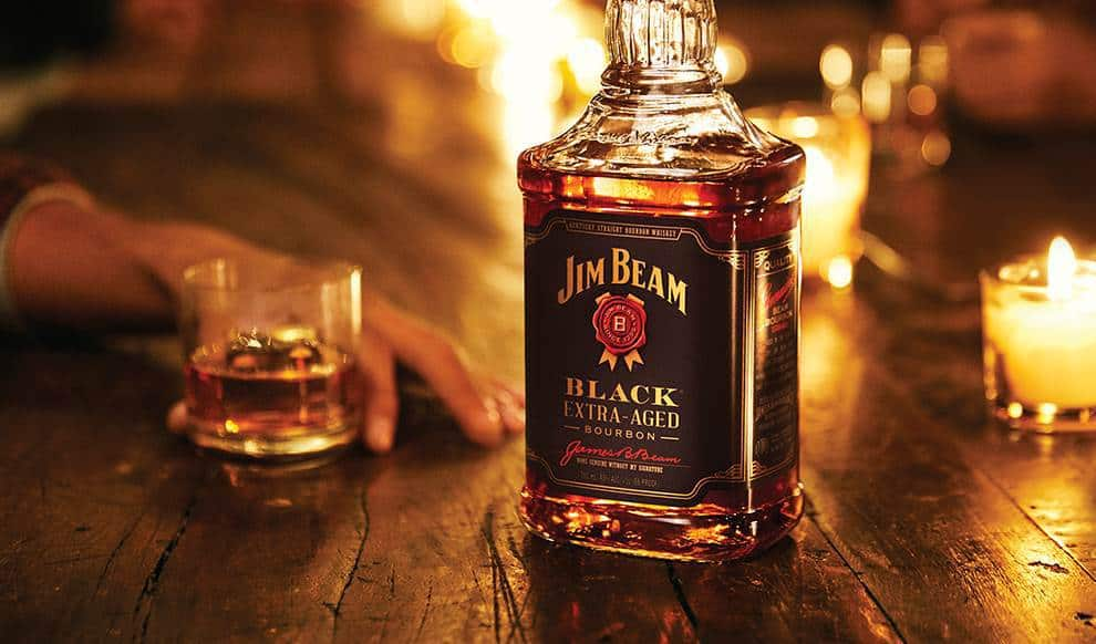 jim beam black