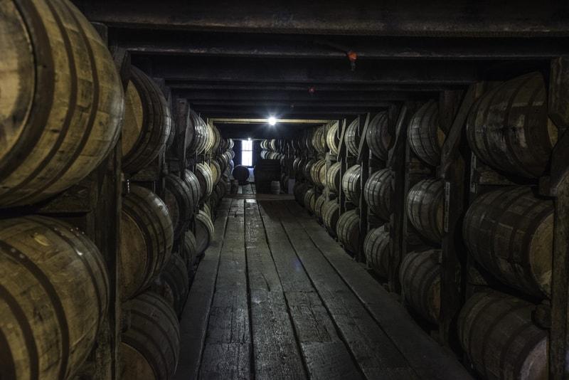 whisky destillery