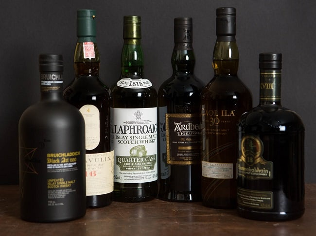 Best Islay Scotch Ranked