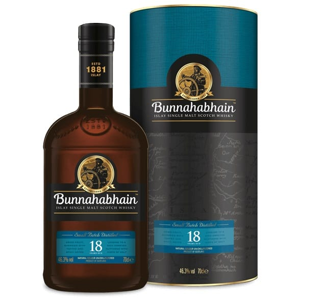 Bunnahabhain 18 Year Whisky