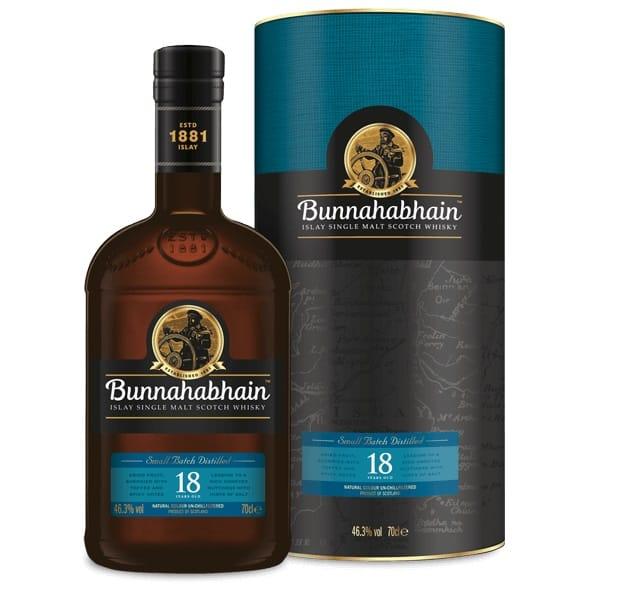 Bunnahabhain 18 Year Whisky