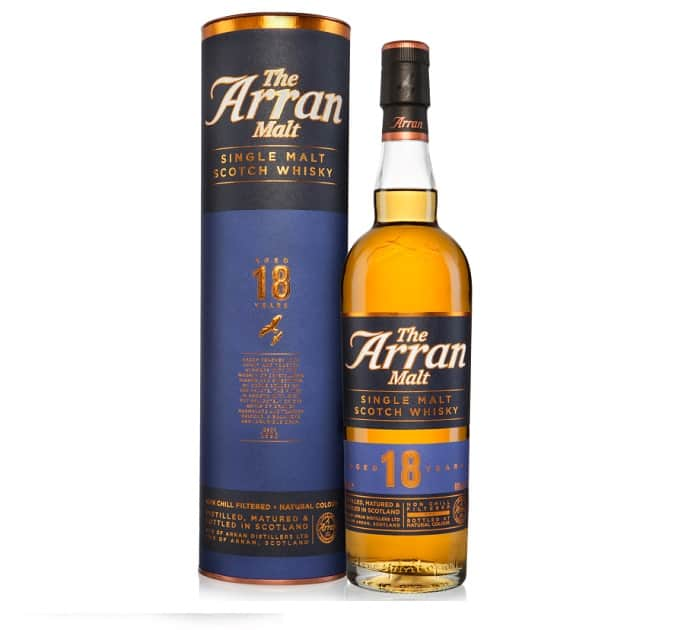 Isle of Arran 18 Year Old