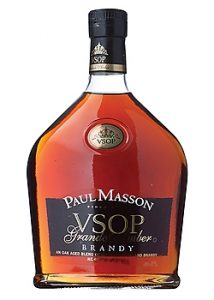 Paul Masson Grand Amber VSOP