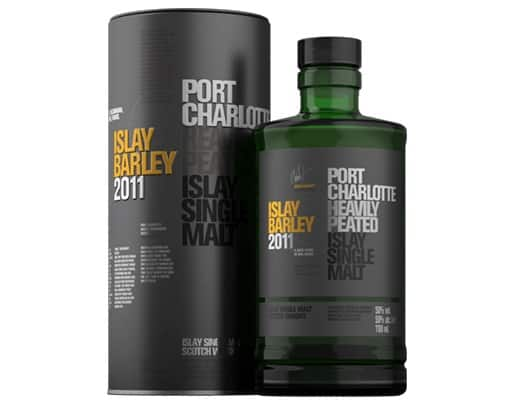 Port Charlotte Islay Barley Heavily Peated Islay Single Malt