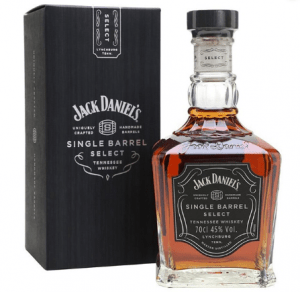 Single Barrel Select Jack Daniel