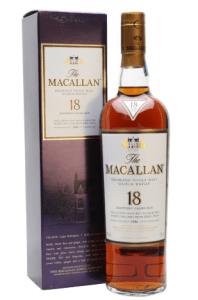 The Macallen 18 Year