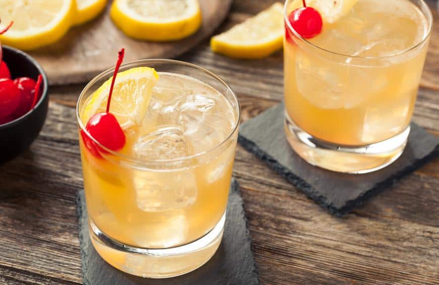 Best Whiskeys for Whiskey Sours
