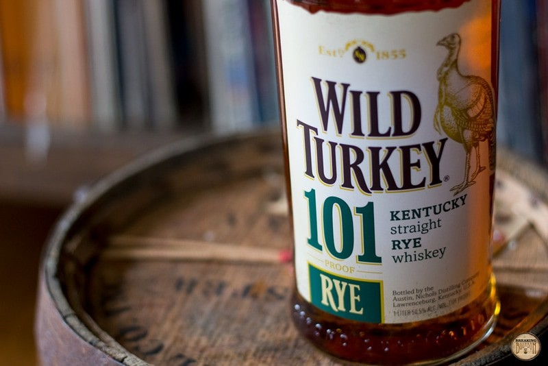 Wild Turkey Rye 101 Rye Whiskey