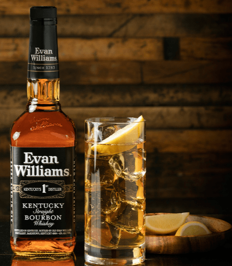 evan wiliams bourbon