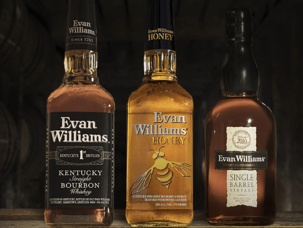 evan williams flavors