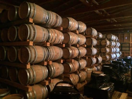 Aging Bourbon