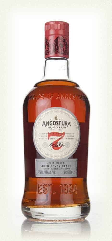 Angostura 7 Year Trinidad and Tobago Caribbean Rum