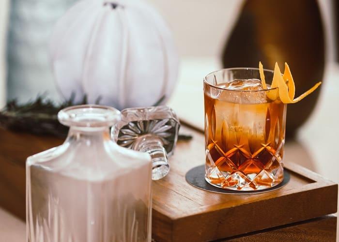 knob creek vs woodford reserve Bourbon Cocktails