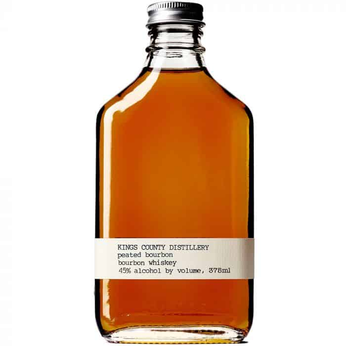 King's County Peated Bourbon Private Barrel