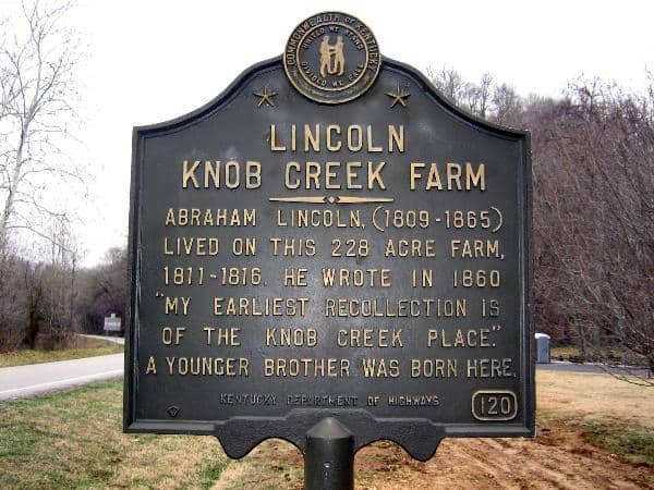 Knob Creek History