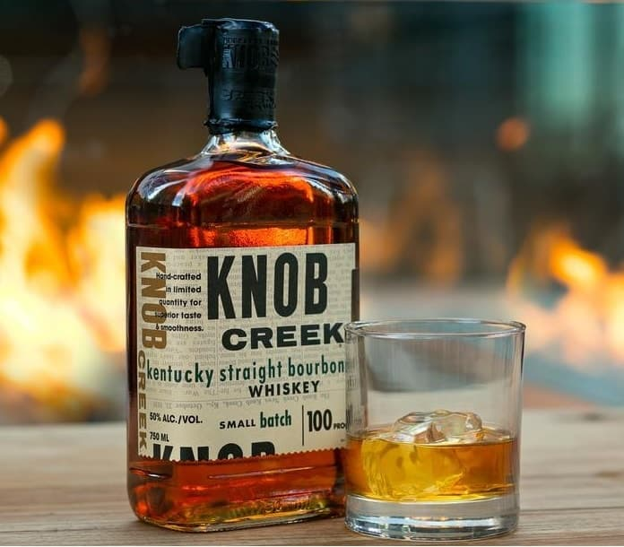 Knob Creek Kentucky Straight Bourbon