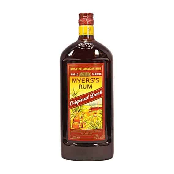Meyer's Dark Jamaican Rum