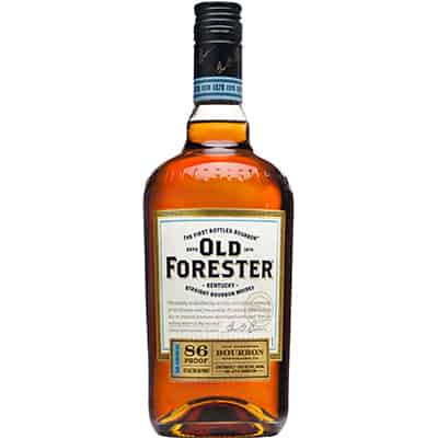 Old Forester Kentucky Straight Bourbon Whiske
