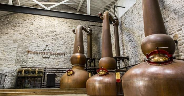 Woodford Reserve Destillery