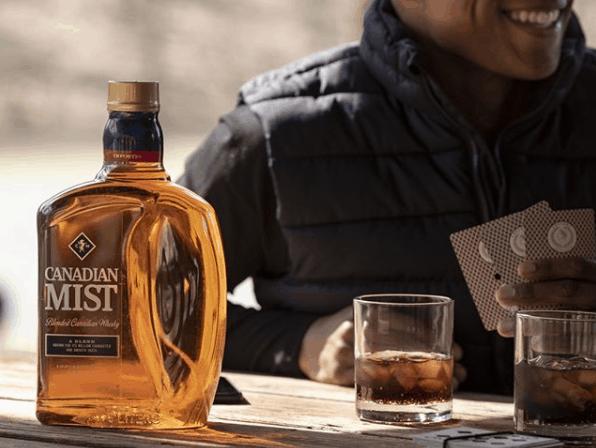 canadian mist whiskey