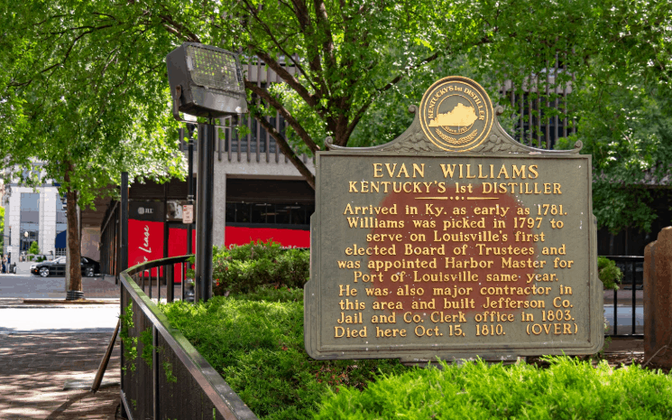 evan williams distillery