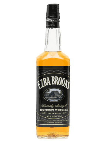 ezra brooks sour mash