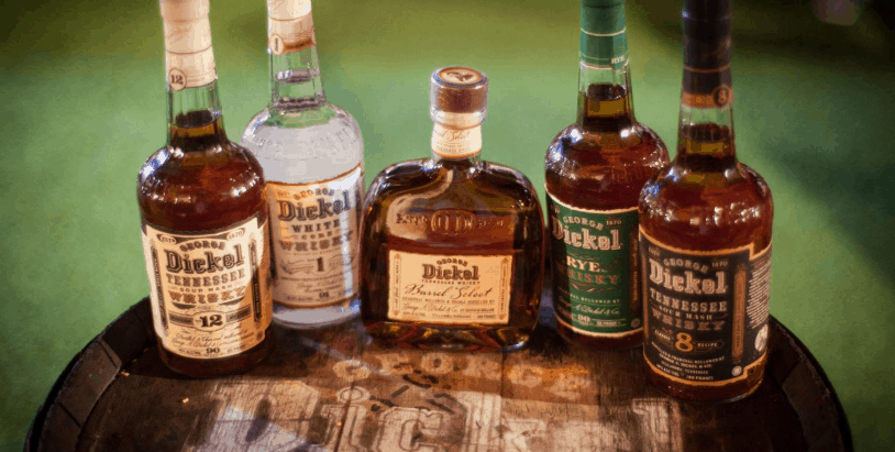 george dickel whiskey