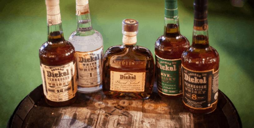 george dickel whiskey
