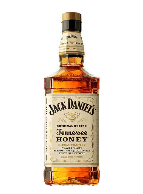 jack daniels honey whiskey