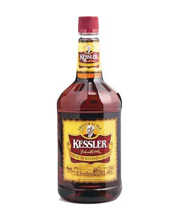 kessler american whiskey