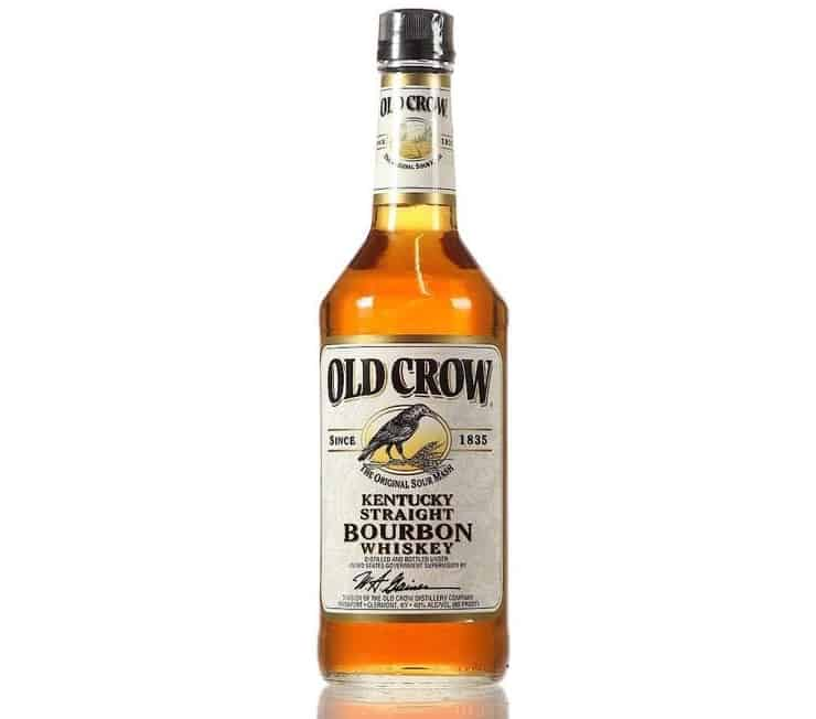 old crow bourbon review