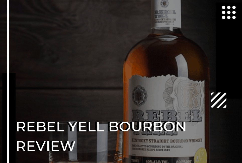The Rebel Yell Bourbon Review: Who's it Distilled For?