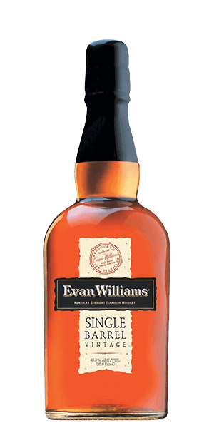 single barrel evan williams