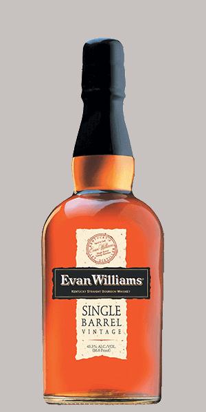 single barrel evan williams