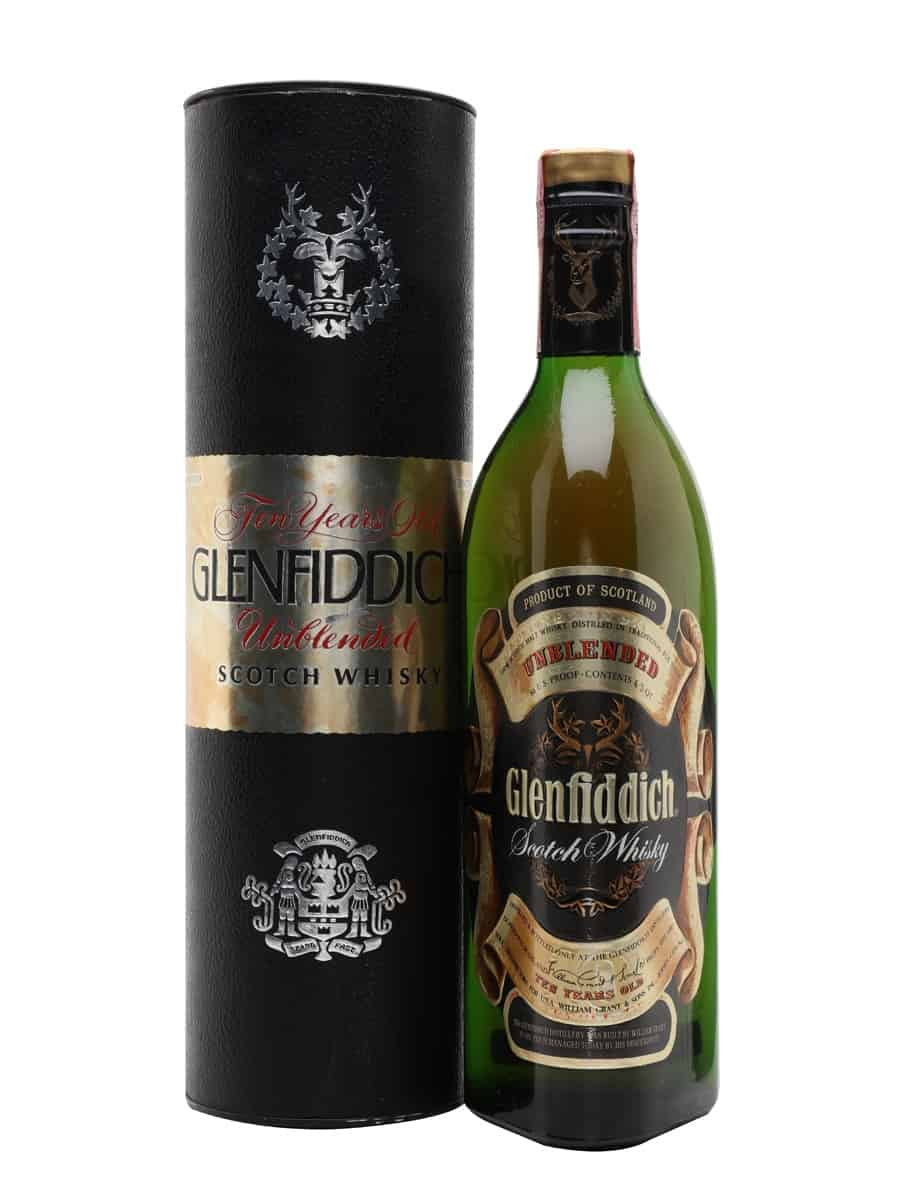 Glenfiddich 10