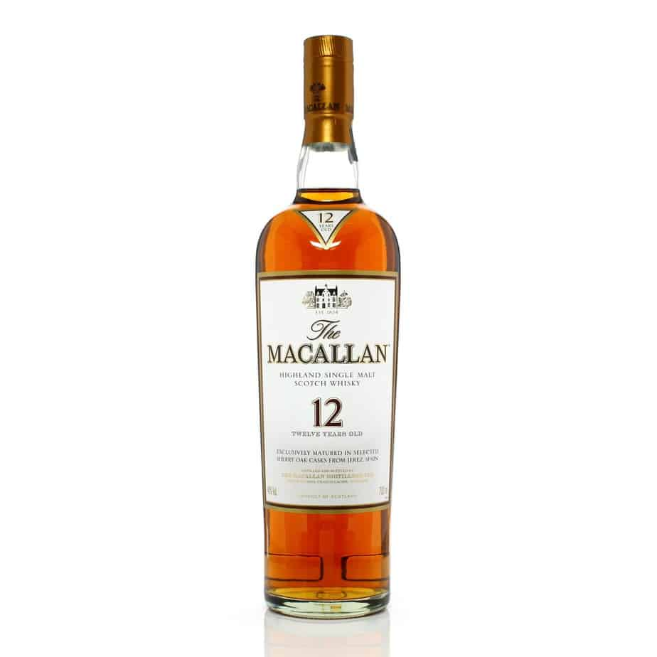 Macallan 12 Sherry Cask Eye