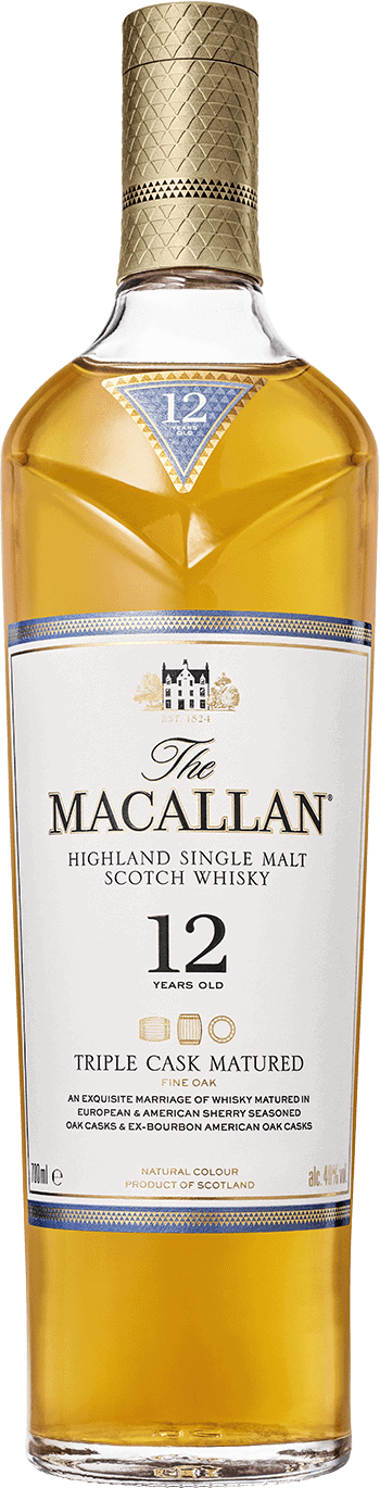 Macallan 12 Triple Cask Eye