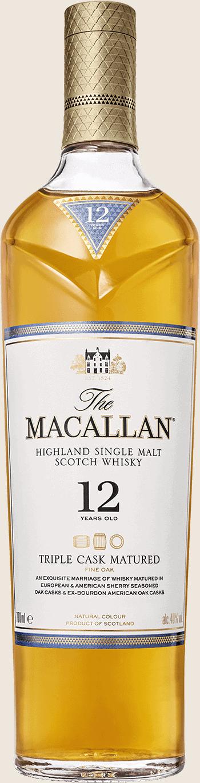 Macallan 12 Triple Cask Eye