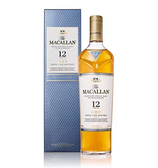 macallan 12 scotch