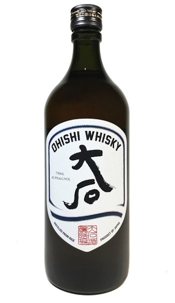 Ohishi whiskey
