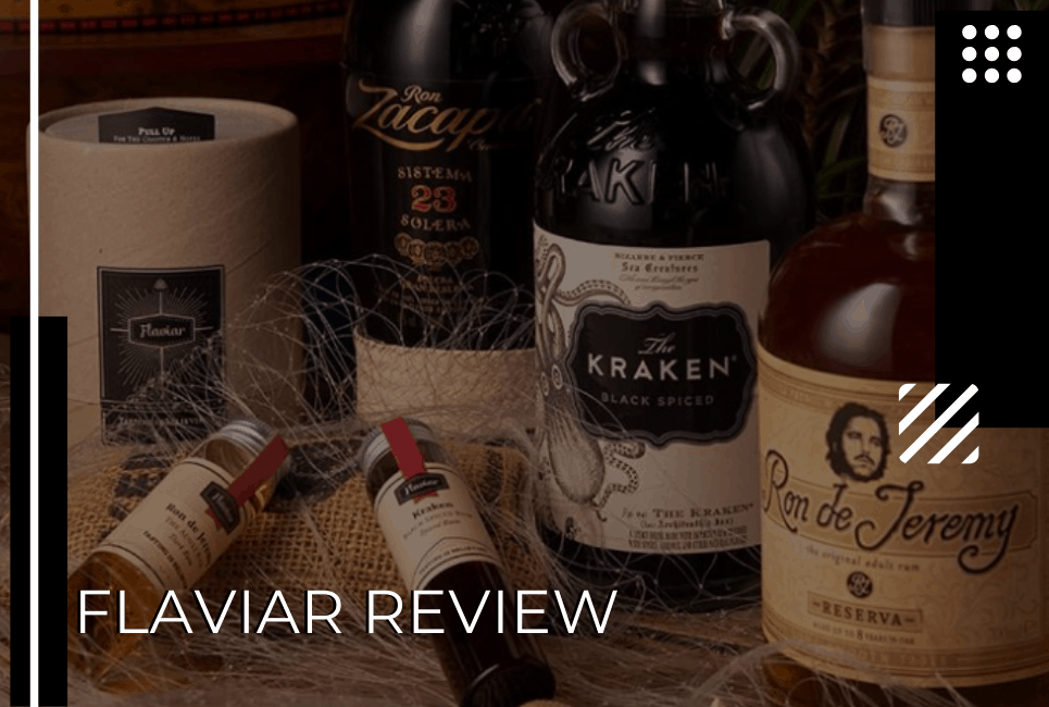 The Flaviar Review – A Whisky Club for Explorers!