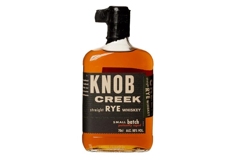 knob creek rye whisky